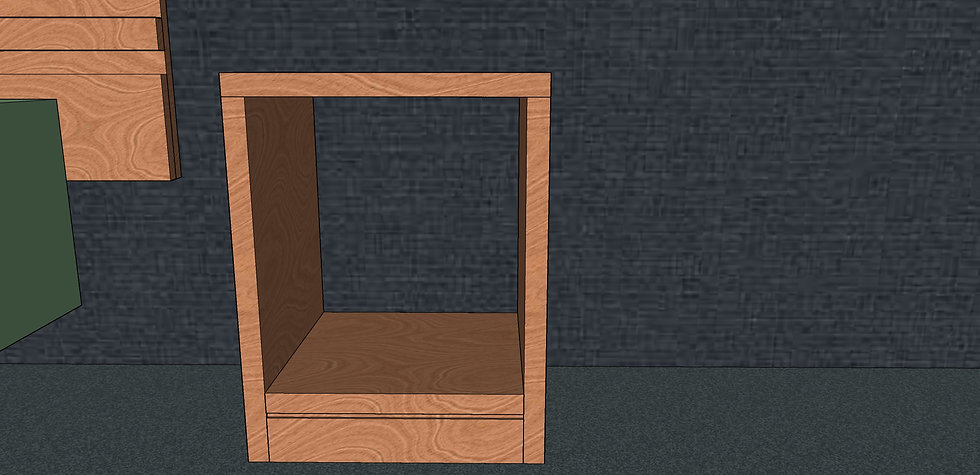 Modular Nightstand No. 1