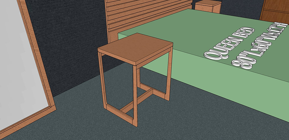 End Table No. 1