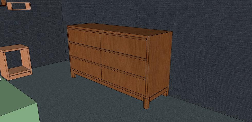 Dresser No. 1