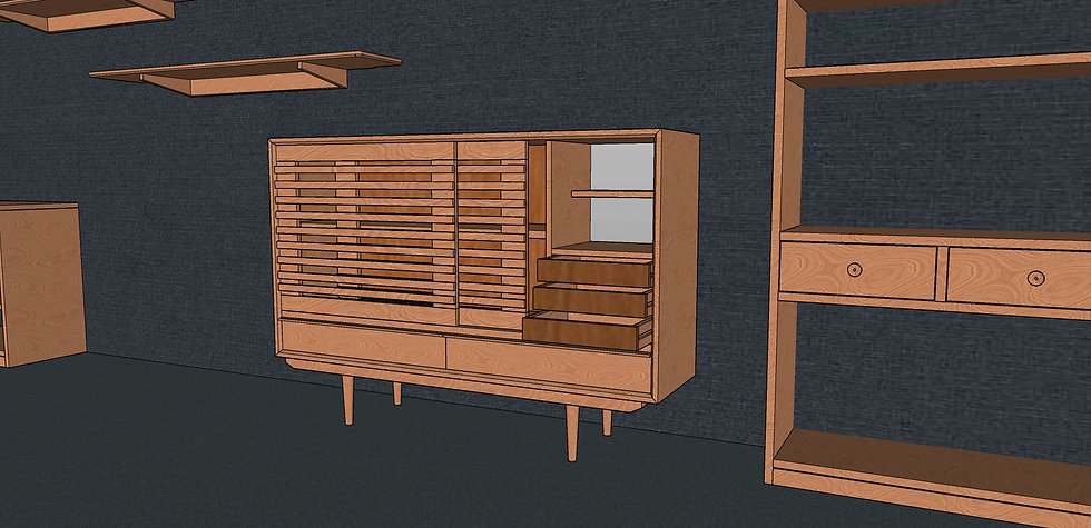 Sideboard No. 3