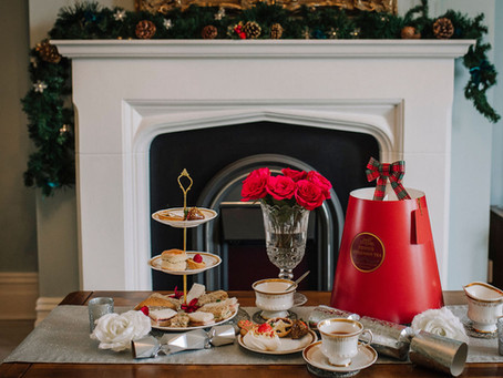 Lockdown Afternoon Tea - Home Delivery