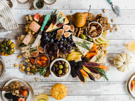 Grazing Tables by Sweet Occasions