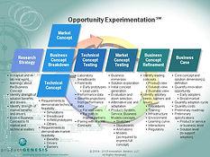 Product Genesis Opportunity Experimentation Framework