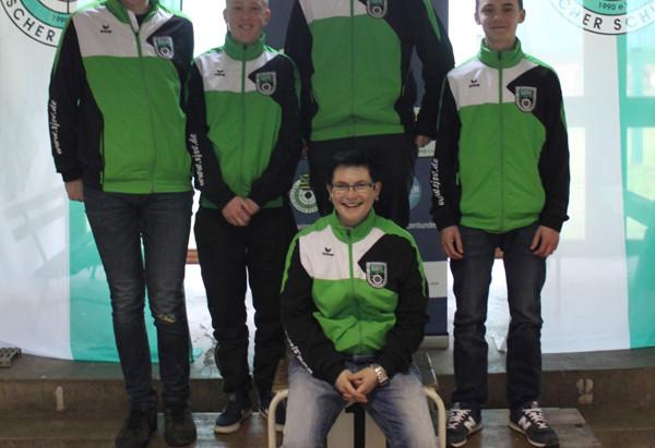 Nachwuchspokal und Landesmeisterschaft Luftdruck