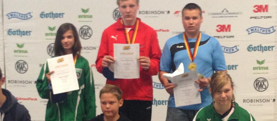 Deutsche Meisterschaften im Sportschießen 2014