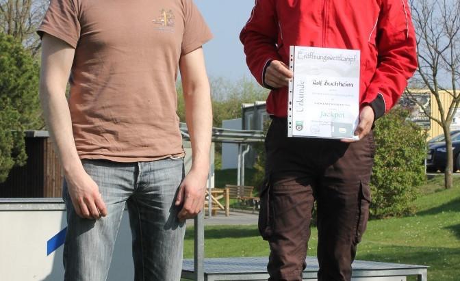 Spannende Eröffnung der Wurfscheibensaison beim SJSV Großdobritz
