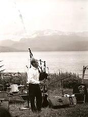 Matthew Phelps bagpiper Alaska