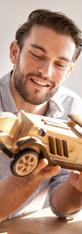 houten Auto