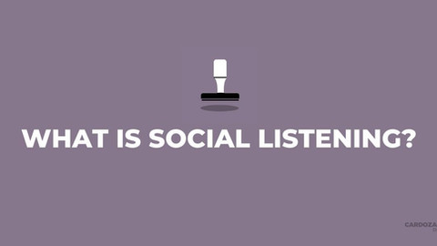 What Is Social Listening?