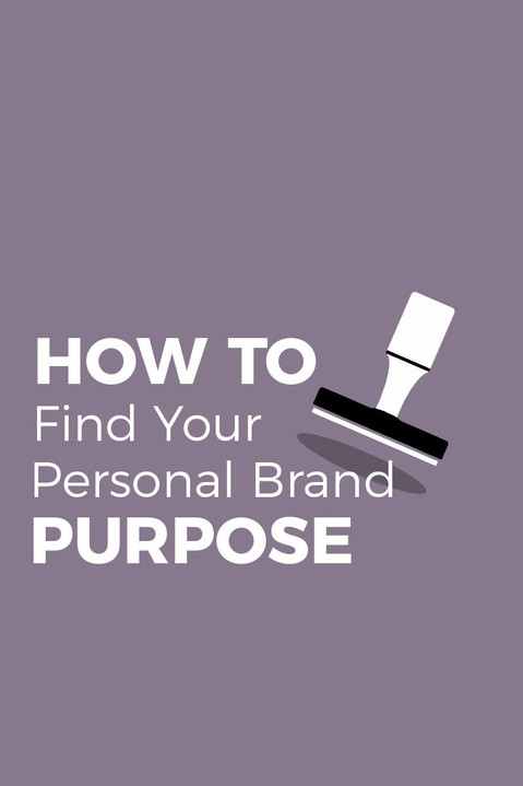 WHY YOU NEED A BRAND PURPOSE!