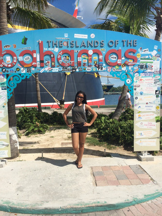 The Bahamas was more than just a vacation...