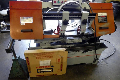 "10"" HORIZONTAL BAND SAW"