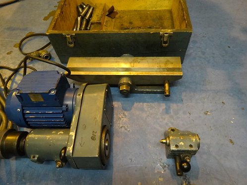 JONES & SHIPMAN PRECISION CIRCULAR GRINDING ATTACHMENT