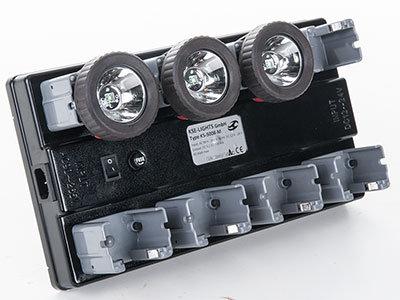 Cargador múltiple KS-5008M