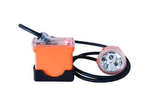 Lámpara minera con cable