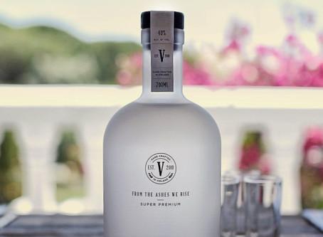 Volcanic - Super Premium Vodka em Portugal
