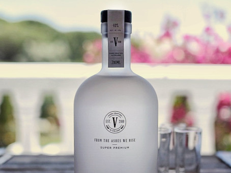 Volcanic - Super Premium Vodka em Portugal