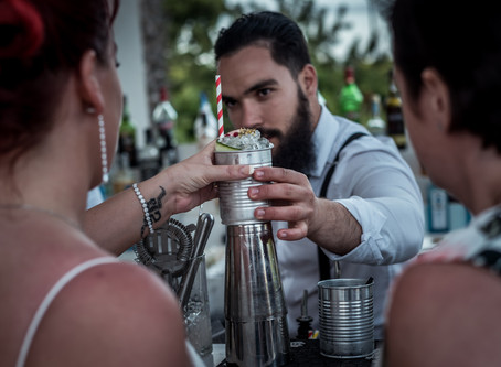20 Ideas to a Great Wedding Reception - Algarve Bar Catering