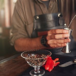 Bartending Project _ Welcome drink servi