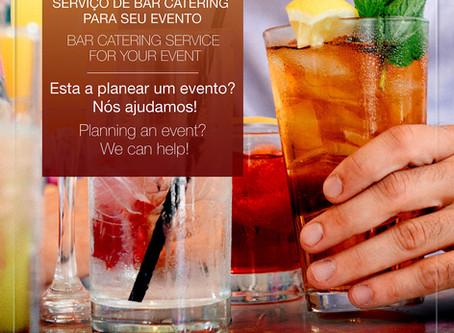 Bar Catering no Algarve