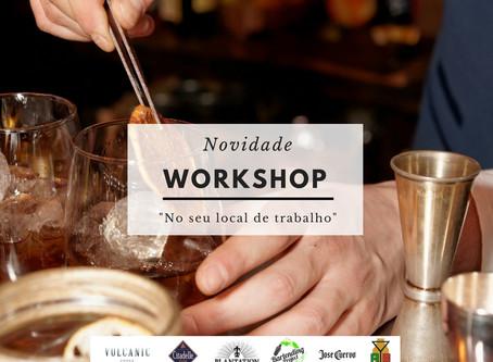 Workshops: formação no local de trabalho.