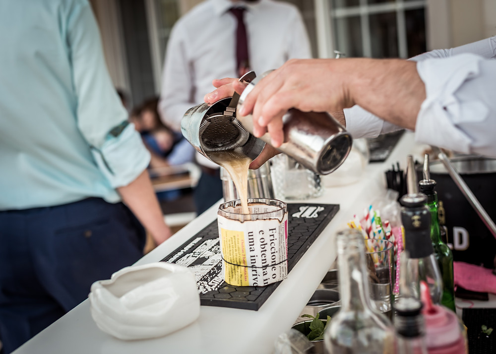 Private Bartending company for your wedding, event or private partry