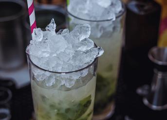 cocktails para festa privada