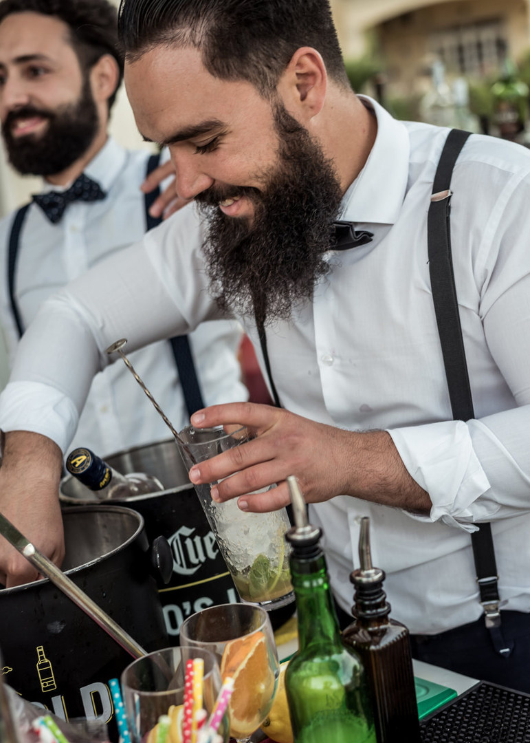 Bartending Project   Private bar service