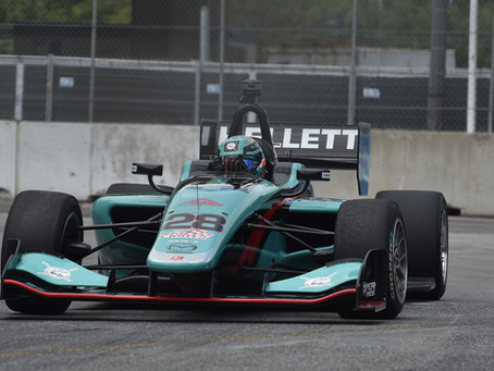 Race Report: Toronto Race One