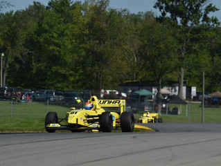 Race Recap: MRTI at Mid-Ohio Sports Car Course & F1600 at Pittsburgh International Race Complex