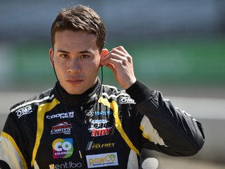 Piedrahita Finishes Fifth in 100th Mazda Road to Indy Start