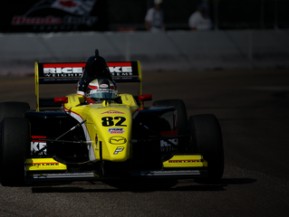 Team Pelfrey Moves Pro Mazda and USF2000 Teams to Indianapolis