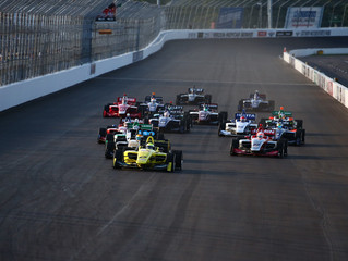 Race Recap: Indy Lights and Pro Mazda at Gateway Motorsports Park and F1600 at Summit Point