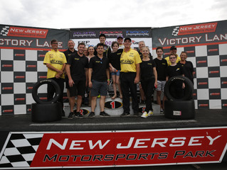Matthew Cowley Wins F1600 Championship at New Jersey Motorsports Park