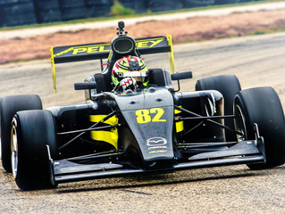 Sting Ray Robb Pairs with Team Pelfrey for the 2018 Pro Mazda Season