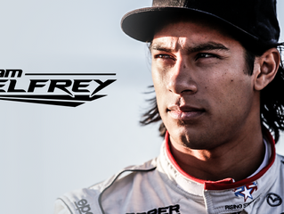 Neil Alberico Set to Drive for Team Pelfrey in St. Pete