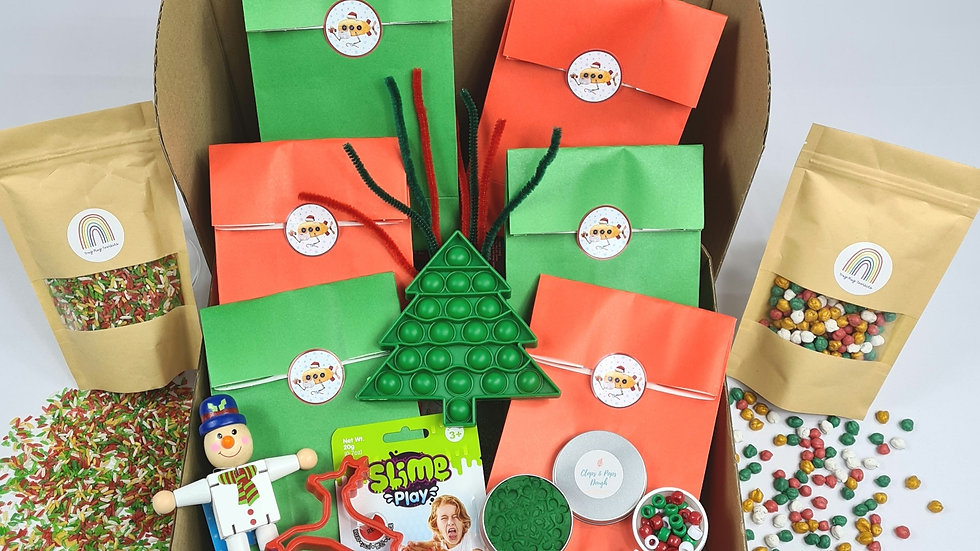 12 Days of Christmas Activity Box!