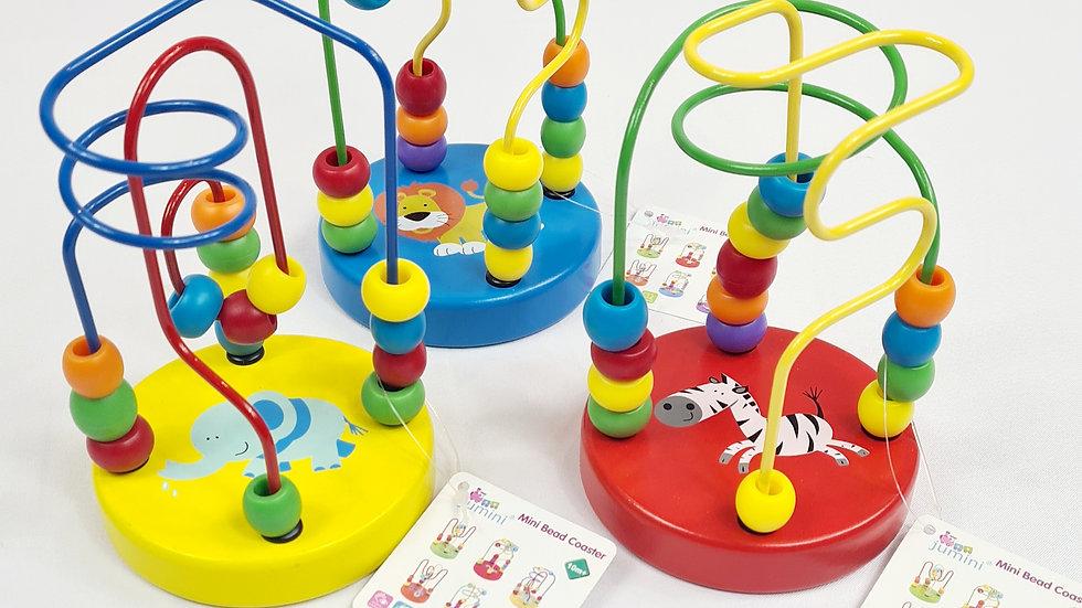 Mini Bead Coaster