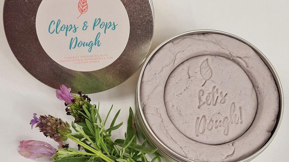Clops & Pops Lavender Dough
