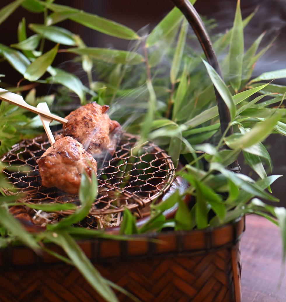 Charcoal Grilled Chicken w_ veggies fillings.JPG