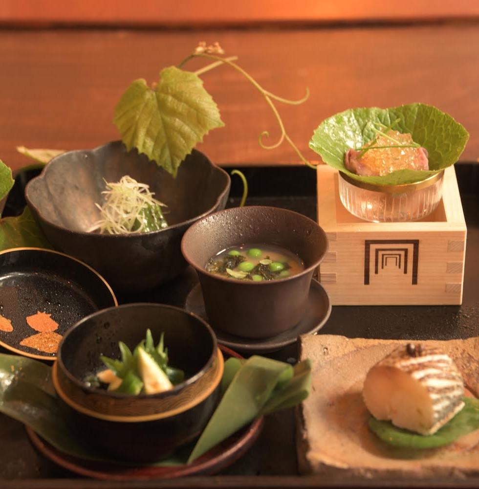 Omakase Starter Selection.JPG