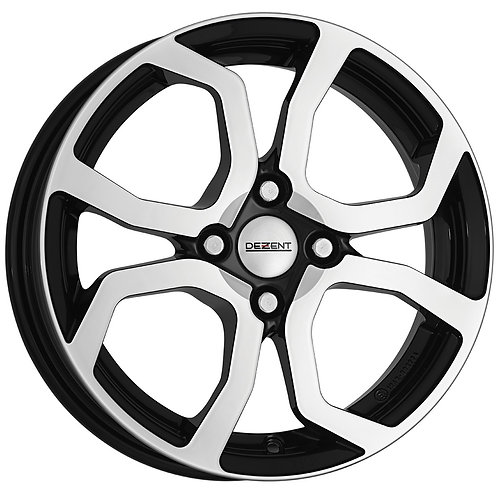 Dezent TS alloy wheels in a range of polished finishes!
