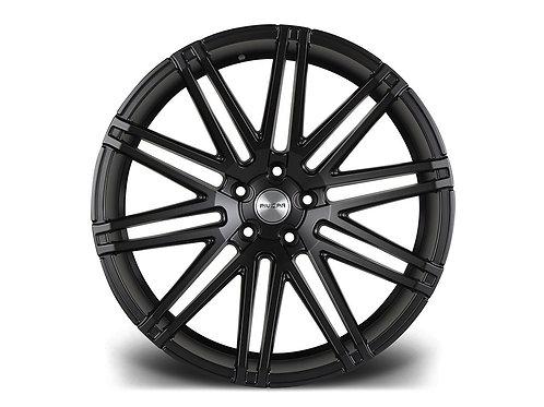 """Riviera RV120  20x8.5J"""" alloy wheels finished in matt black"""