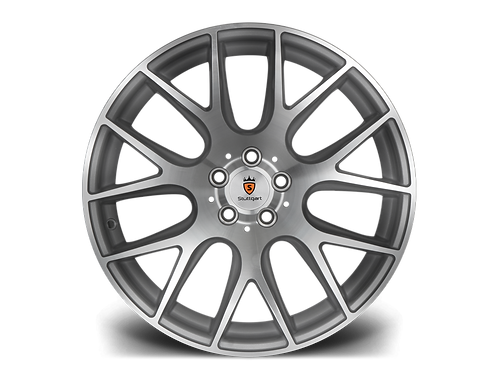 Stuttgart ST3 alloy wheels available in all fitments!