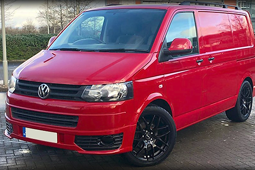 Calibre Exile-R van/suv rated alloy wheel and tyre packages!