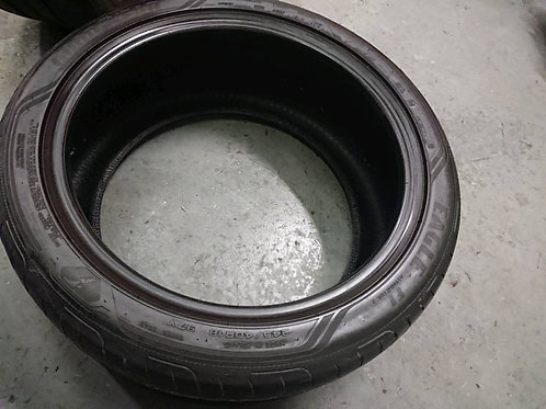 1 x Goodyear Eagle F1 245/40/18 with 4mm Tread Free Fitting!