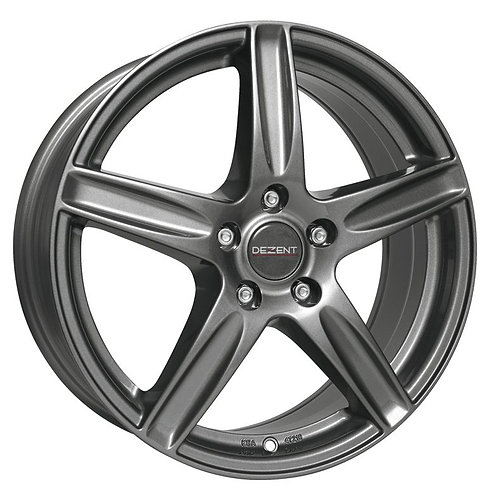 Dezent LE alloy wheels finished in grey or silver