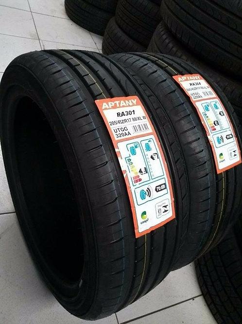 1 x Brand New Aptany RA301 205/45R17 88W XL tyre
