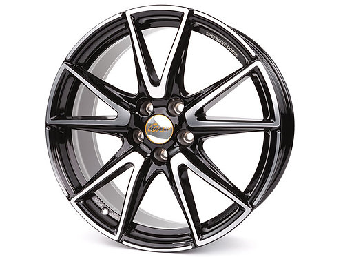 Speedline Corse SL6 Vettore 19x8.5J (Gloss black polished)