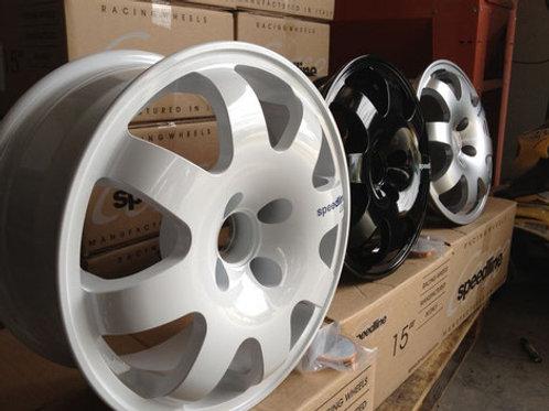 Speedline SL675 15x6.5J 4x100 (white)